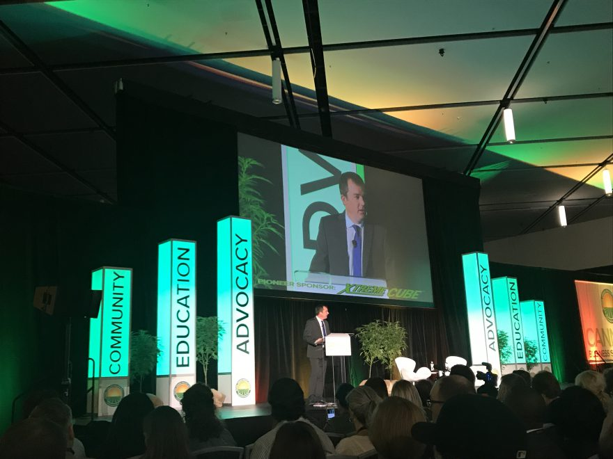 Keynote Cannabiz summit